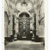 Altar of the Church of San Sebastian Y Santa Prisca