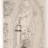 Plan des temples de Philæ