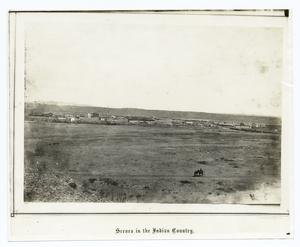 Panoramic view, Fort Laramie, Wyoming, 1868