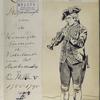 Uniformen der Strijdmaijt van de Vereenigde Provincien der Nederlande [und het Stadtudest... ] van Prins Willem V 1752-1795.