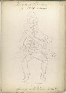Vereenigde Provincien der Nederlanden. Grenadier Noldger Weller V.