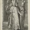 Le grand seigneur en habit de ceremonie le jour du Beiram