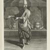 Beulouk-bachi, chef de cuisine du Grand Seigneur