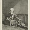 Effendi, homme de loy dans son etude