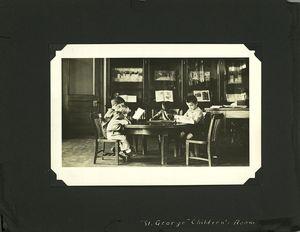 St. George Children's room