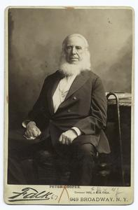 Peter Cooper, 1791-1881, A Great Ironmaster.