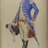 Vereenigde Provincien der Nederlander. Officier Garde [...].