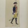 Vereenigde Provincien der Nederlander. Officier. (Garde de Corps). Garde de [...].