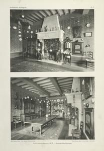 Salle à manger bressane de Mr P : Francisque Girard, décorateur