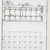 Plan et coupe d'un Reservoir, dans la vieille Aléxandrie, près de l'Eglise de Ste. Cathérine.