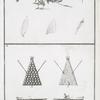 1. Sainte Sauterelle des Turcs en Égypte. [...]; 2. Radeau des cruches callabasses, dont on sert pour la pêche. [...]