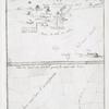 Plan et situation de Pyramides, avec leurs environs, près de Gize, anciennement Memphis.