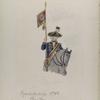 Vereenigde Provincien der Nederlanden. Garde du corps. Guiders.