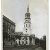 St. Michael's Church, Charleston, South Carolina