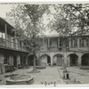 Courtyard With Galleries, New Orleans