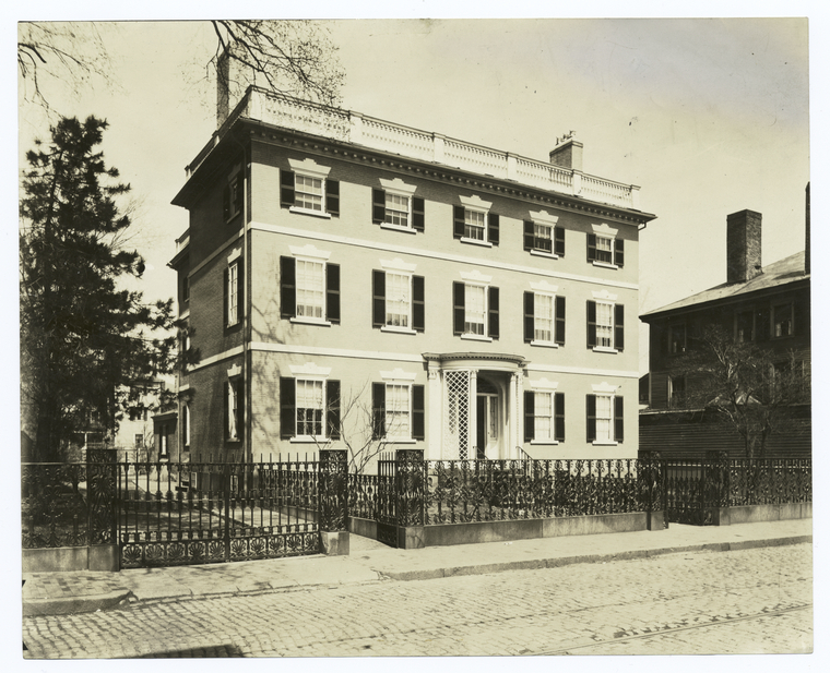 The Gardner-White-Pingree House, Salem