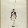 Infanterie Reg. Oranje Gelderland. 1752-1795