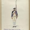 3-o Regiment Oranje Nassau  R. O. N. 3. 1752-1795