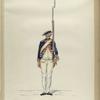 Oranje Nassau 1-o Regiment  R. O. N. 1. 1752-1795