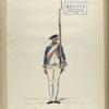 Garde Holland. R. H. G.  1755-1795