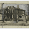 The John Marshall House In Richmond