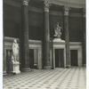 Statuary hall, in the Capitol, Washington.