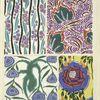 Four plant form designs