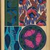 [Four floral designs.]
