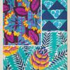 [Three floral designs.]