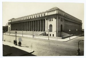 The General Post Office, New York