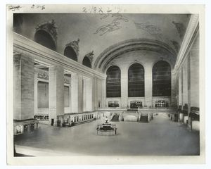 The Concourse, Grand Central Station, New York