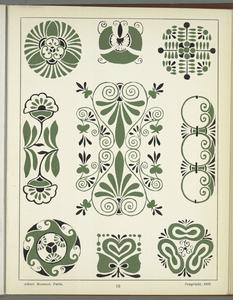 [Decorative designs.] Digital ID: 96729. New York Public Library