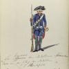 Vereenigde Provincien der Nederlanden. Een Konstabel der Artillerie [...] de Lyde van de chef der Artillerie J T Markfeld [...] en der [...].