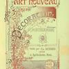Art nouveau decoration and ameublement, [Front cover]