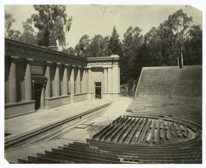 The Greek Theater at the University of California.