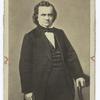 Stephen A. Douglas, 1813-61.