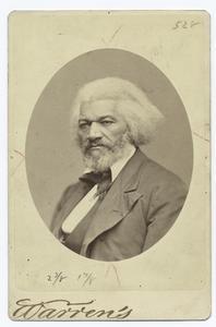 Frederick Douglass, 1817-95.