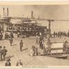 Mississippi boat : landing at New Orleans, La.