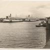 Passenger and freight boats on the San Joaquin River]