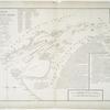 Baye de la Delaware avec les ports, sondes, dangers, bancs, &c. : depuis les caps jusqu'à Philadelphie