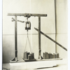 Electro-magnetic machine, devised and constructed by Joseph Henry, in Albany, N.Y., in 1831, for the laboratory of Yale College.