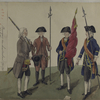Burgerij van Amsterdam, 1770-1783: Kapitein, Vaandrig, Sergeant, Schutter.