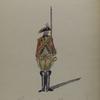Escadron Garde du Corps. 1783