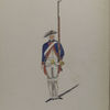 Infanterie Regiment d'Efferen, R. no. 11. 1784