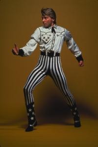 Billy the Kid / Herbert Migdoll, photographer.