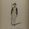 Bataafsche Republiek. [...] Regiment Wurtenberg en Karl V. Juelich [...].