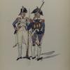 Bataafsche Republiek. 25 Bataillon [?]Infanterie (Judah Reucke (?)).