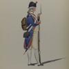 Bataafsche Republiek. 22 Bataillon [?] Infanterie. (K...).