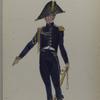 Bataafsche Republiek. Officier Generaal [...] Klein U....