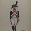 Bataafsche Republiek. Eerst halve brigade Infanterie.